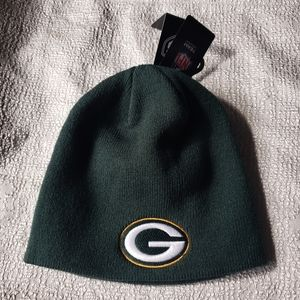 Youth Packers Hat Beanie NFL